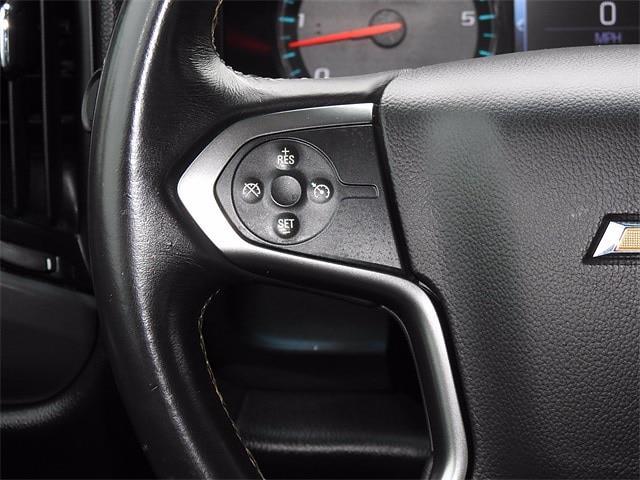 2018 Chevrolet Silverado 1500 Crew Cab 4x4, Pickup #BR141886 - photo 18