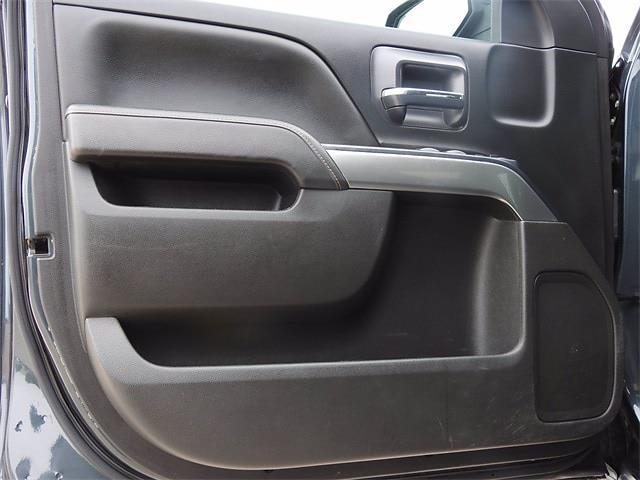 2018 Chevrolet Silverado 1500 Crew Cab 4x4, Pickup #BR141886 - photo 25