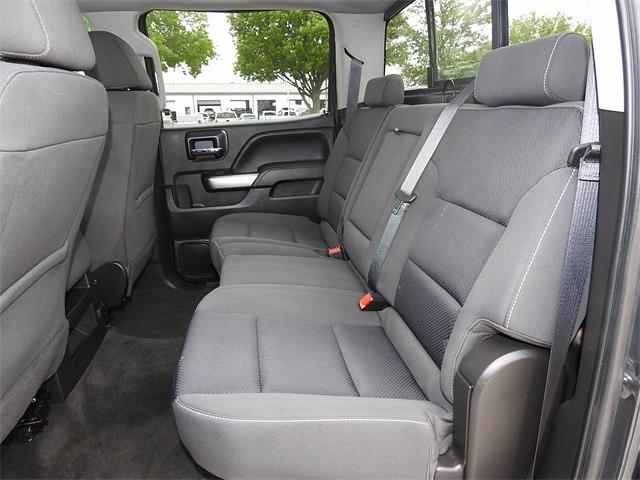 2018 Chevrolet Silverado 1500 Crew Cab 4x4, Pickup #BR141886 - photo 29
