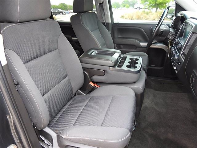 2018 Chevrolet Silverado 1500 Crew Cab 4x4, Pickup #BR141886 - photo 30