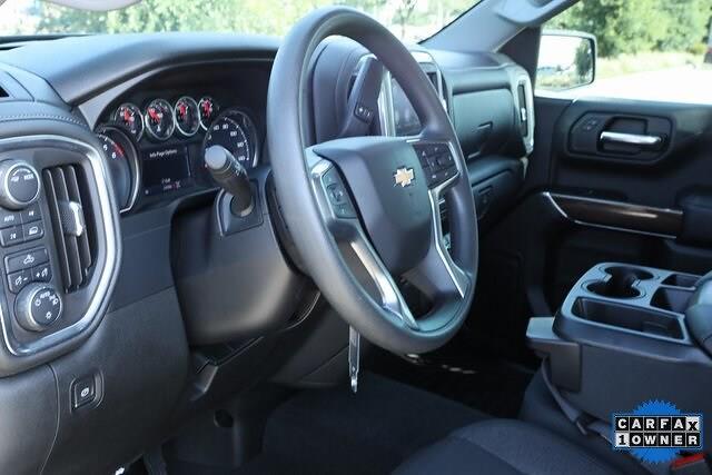 2020 Chevrolet Silverado 1500 Crew Cab 4x4, Pickup #BR146712 - photo 14