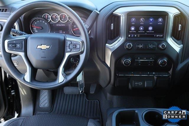 2020 Chevrolet Silverado 1500 Crew Cab 4x4, Pickup #BR146712 - photo 16
