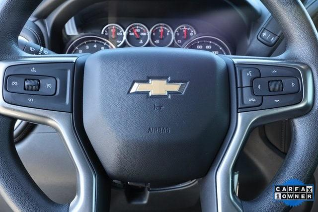 2020 Chevrolet Silverado 1500 Crew Cab 4x4, Pickup #BR146712 - photo 17