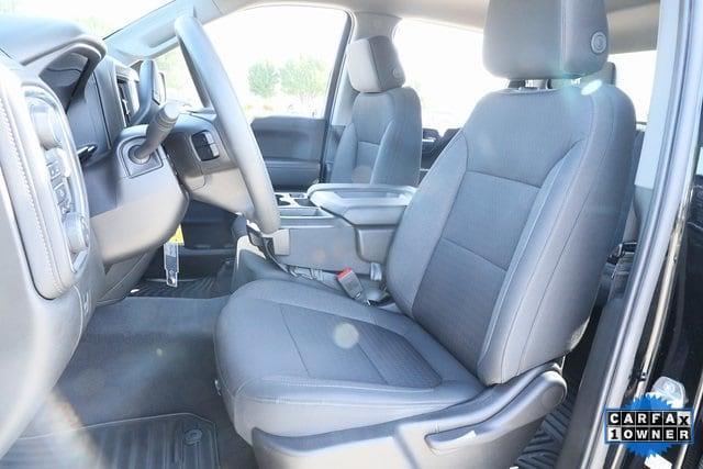 2020 Chevrolet Silverado 1500 Crew Cab 4x4, Pickup #BR146712 - photo 25