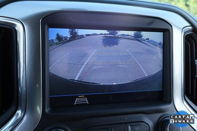 2020 Chevrolet Silverado 1500 Crew Cab 4x4, Pickup #BR146712 - photo 7