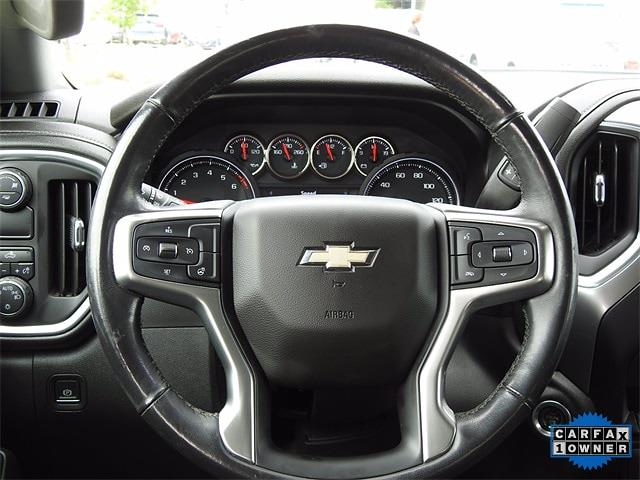 2019 Chevrolet Silverado 1500 Crew Cab 4x2, Pickup #BR147231 - photo 17