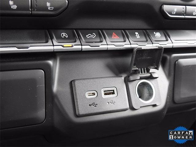 2019 Chevrolet Silverado 1500 Crew Cab 4x2, Pickup #BR147231 - photo 22