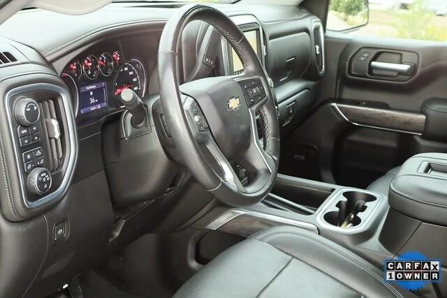 2019 Chevrolet Silverado 1500 Crew Cab 4x4, Pickup #BR157471 - photo 14
