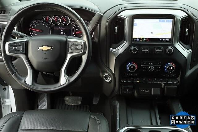 2019 Chevrolet Silverado 1500 Crew Cab 4x4, Pickup #BR157471 - photo 16