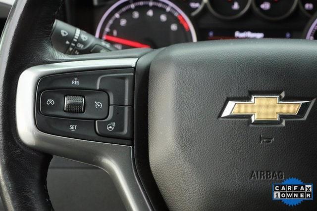 2019 Chevrolet Silverado 1500 Crew Cab 4x4, Pickup #BR157471 - photo 18
