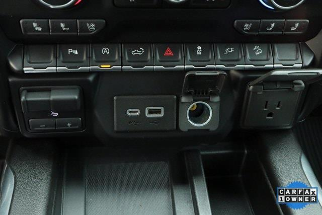 2019 Chevrolet Silverado 1500 Crew Cab 4x4, Pickup #BR157471 - photo 22