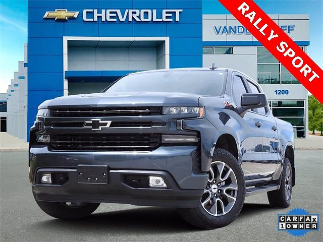 2020 Chevrolet Silverado 1500 Crew Cab 4x4, Pickup #BR157845 - photo 1