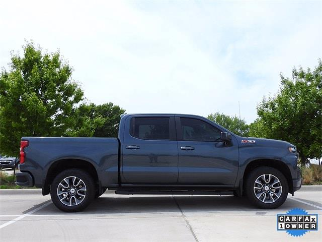 2020 Chevrolet Silverado 1500 Crew Cab 4x4, Pickup #BR157845 - photo 10