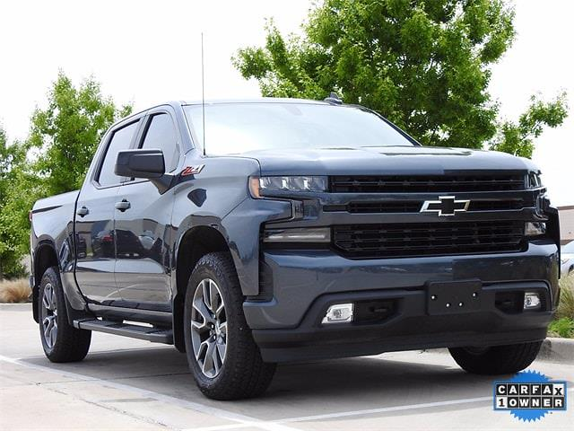 2020 Chevrolet Silverado 1500 Crew Cab 4x4, Pickup #BR157845 - photo 11