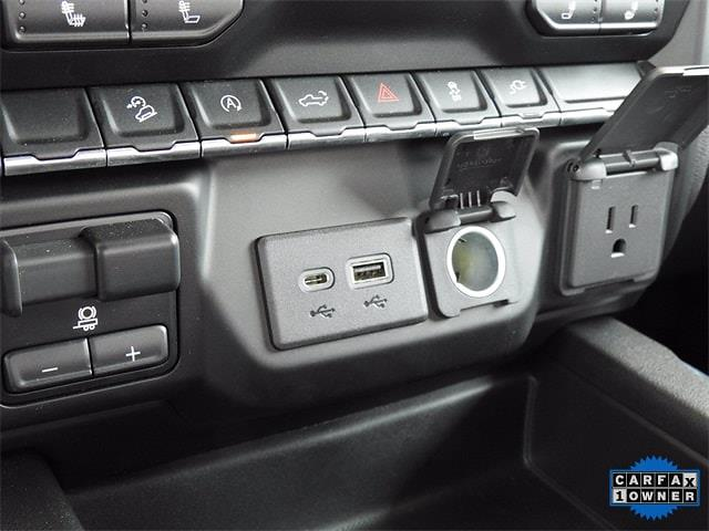 2020 Chevrolet Silverado 1500 Crew Cab 4x4, Pickup #BR157845 - photo 23
