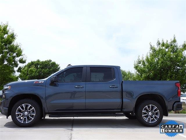 2020 Chevrolet Silverado 1500 Crew Cab 4x4, Pickup #BR157845 - photo 8