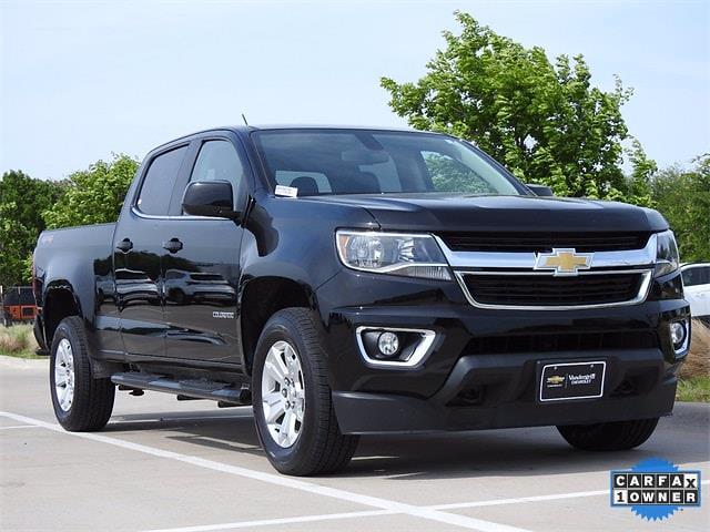 2018 Chevrolet Colorado Crew Cab 4x4, Pickup #BR158799 - photo 10