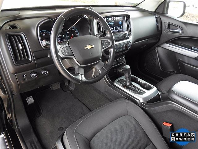 2018 Chevrolet Colorado Crew Cab 4x4, Pickup #BR158799 - photo 14