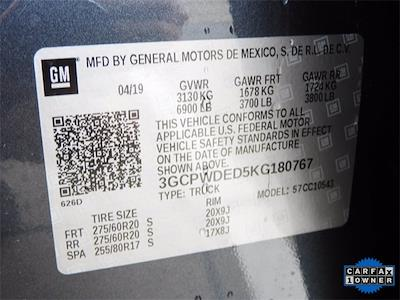 2019 Chevrolet Silverado 1500 Crew Cab 4x2, Pickup #BR180767 - photo 35