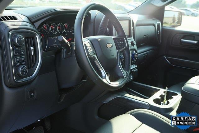 2021 Chevrolet Silverado 1500 Crew Cab 4x4, Pickup #BR184126 - photo 16