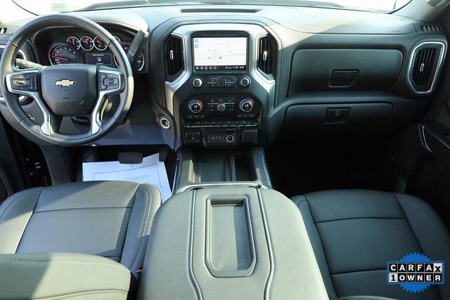 2021 Chevrolet Silverado 1500 Crew Cab 4x4, Pickup #BR184126 - photo 17