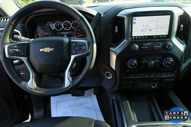 2021 Chevrolet Silverado 1500 Crew Cab 4x4, Pickup #BR184126 - photo 18