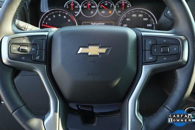 2021 Chevrolet Silverado 1500 Crew Cab 4x4, Pickup #BR184126 - photo 19