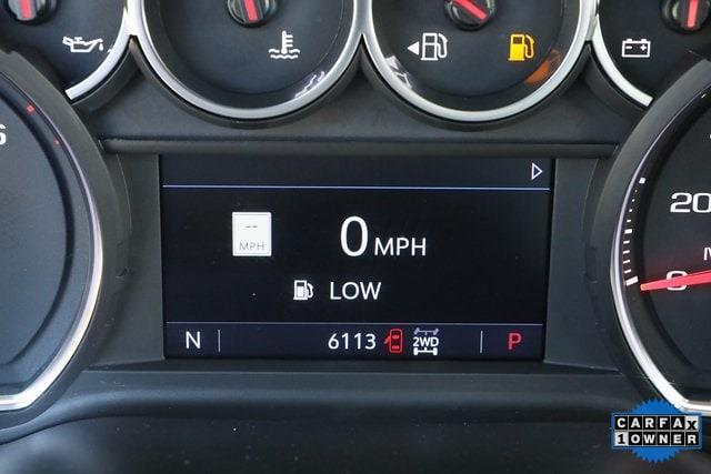 2021 Chevrolet Silverado 1500 Crew Cab 4x4, Pickup #BR184126 - photo 22