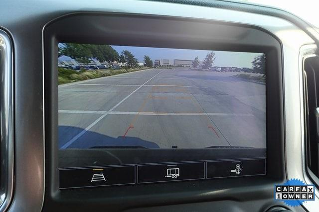 2021 Chevrolet Silverado 1500 Crew Cab 4x4, Pickup #BR184126 - photo 23