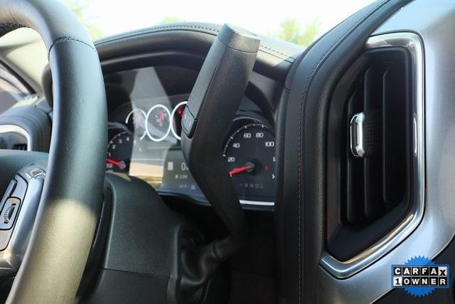 2021 Chevrolet Silverado 1500 Crew Cab 4x4, Pickup #BR184126 - photo 28