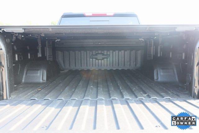 2021 Chevrolet Silverado 1500 Crew Cab 4x4, Pickup #BR184126 - photo 6