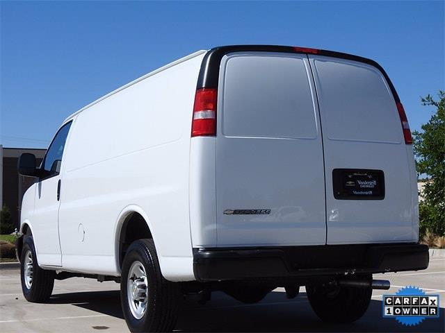 2021 Chevrolet Express 2500 4x2, Masterack Empty Cargo Van #BR188181 - photo 3