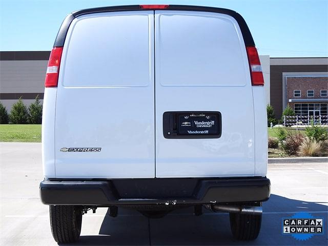 2021 Chevrolet Express 2500 4x2, Masterack Empty Cargo Van #BR188181 - photo 5