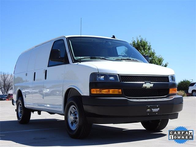 2021 Chevrolet Express 2500 4x2, Masterack Empty Cargo Van #BR188181 - photo 8