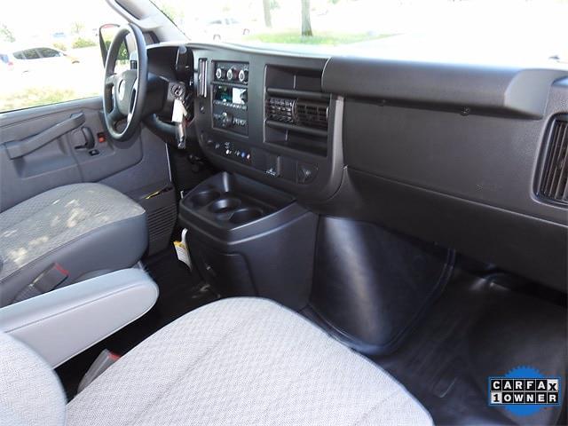 2021 Chevrolet Express 2500 4x2, Masterack Empty Cargo Van #BR188181 - photo 13