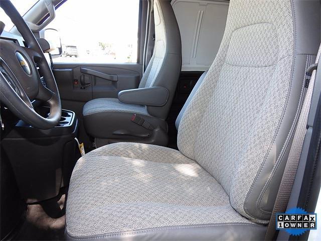 2021 Chevrolet Express 2500 4x2, Masterack Empty Cargo Van #BR188181 - photo 25