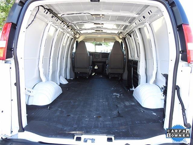 2021 Chevrolet Express 2500 4x2, Masterack Empty Cargo Van #BR188181 - photo 1