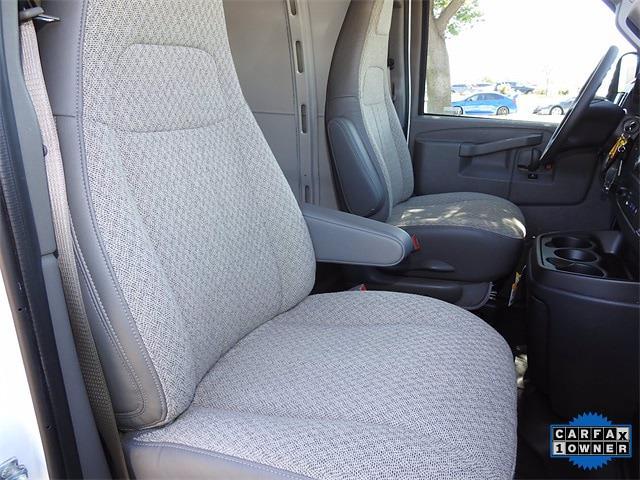 2021 Chevrolet Express 2500 4x2, Masterack Empty Cargo Van #BR188181 - photo 27