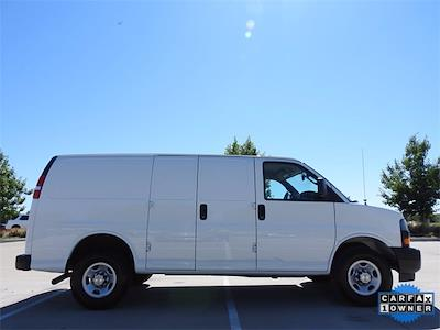 2021 Chevrolet Express 2500 4x2, Masterack Empty Cargo Van #BR188181 - photo 7