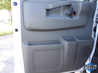 2021 Chevrolet Express 2500 4x2, Masterack Empty Cargo Van #BR188181 - photo 23
