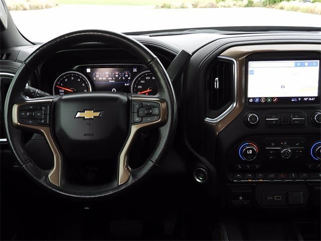 2019 Chevrolet Silverado 1500 Crew Cab 4x4, Pickup #BR191798 - photo 16