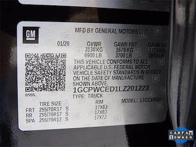 2020 Chevrolet Silverado 1500 Crew Cab 4x2, Pickup #BR201223 - photo 33
