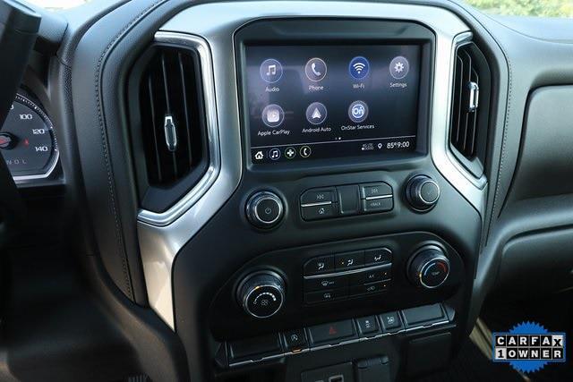 2020 Chevrolet Silverado 1500 Crew Cab 4x2, Pickup #BR216821 - photo 21