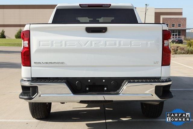 2020 Chevrolet Silverado 1500 Crew Cab 4x2, Pickup #BR216821 - photo 7