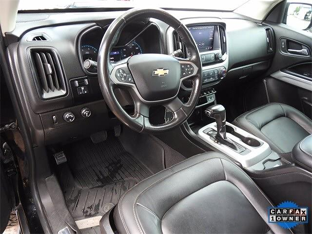 2019 Chevrolet Colorado Crew Cab 4x4, Pickup #BR249403 - photo 13