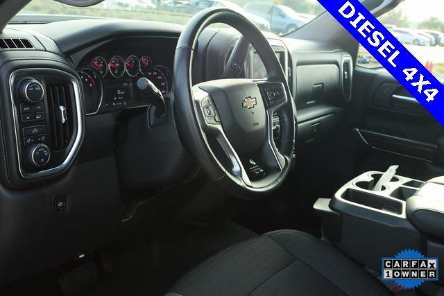 2020 Chevrolet Silverado 1500 Crew Cab 4x4, Pickup #BR273575 - photo 15