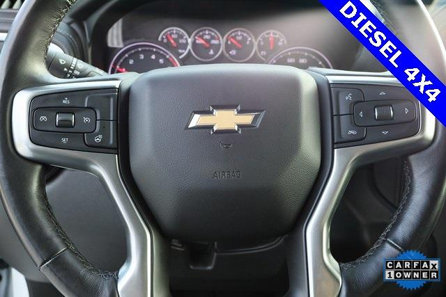 2020 Chevrolet Silverado 1500 Crew Cab 4x4, Pickup #BR273575 - photo 18