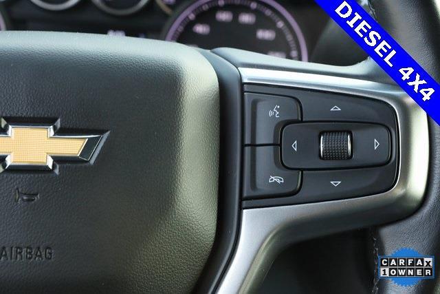 2020 Chevrolet Silverado 1500 Crew Cab 4x4, Pickup #BR273575 - photo 20