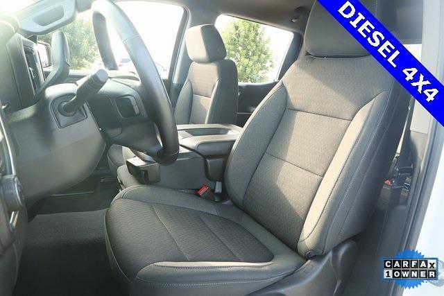 2020 Chevrolet Silverado 1500 Crew Cab 4x4, Pickup #BR273575 - photo 28