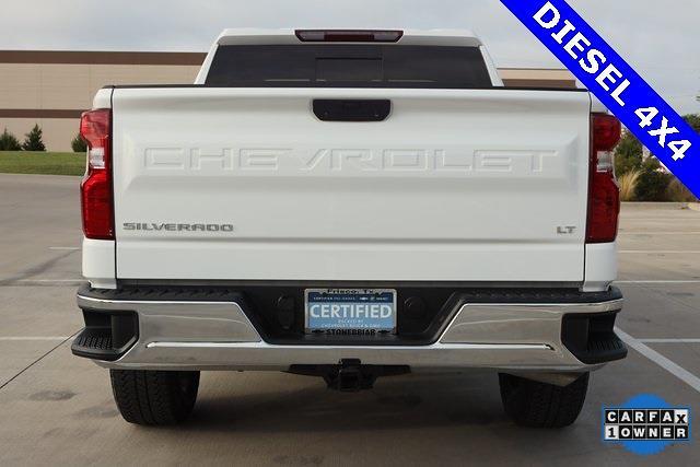 2020 Chevrolet Silverado 1500 Crew Cab 4x4, Pickup #BR273575 - photo 7